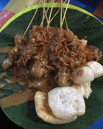 Foto Makanan di Sate Padang Salero Radio Dalam