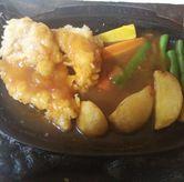 Foto Steak Ayam di Steak Moen - Moen