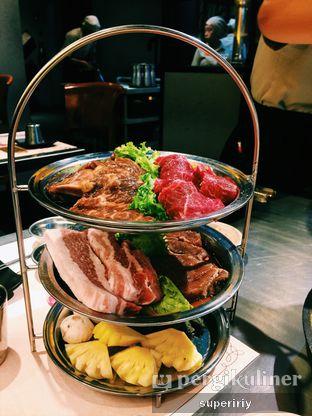 Foto 1 - Makanan(the meat) di Magal Korean BBQ oleh @supeririy