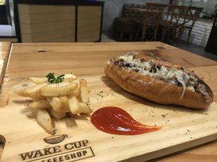 Foto 7 - Makanan di Wake Cup Coffee oleh FebTasty  (Feb & Mora)
