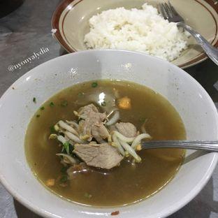 Foto 1 - Makanan di Soto Daging H. Ali Zen Surabaya oleh Lydia Adisuwignjo