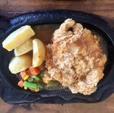 Foto Crispy chicken Original di Kampoeng Steak