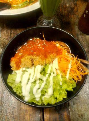 Foto 1 - Makanan(Michi Katsu) di Nobu Ramen oleh BlackFairy