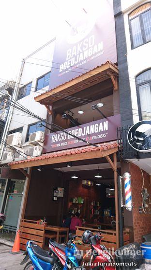 Foto 2 - Eksterior di Bakso Boedjangan oleh Jakartarandomeats
