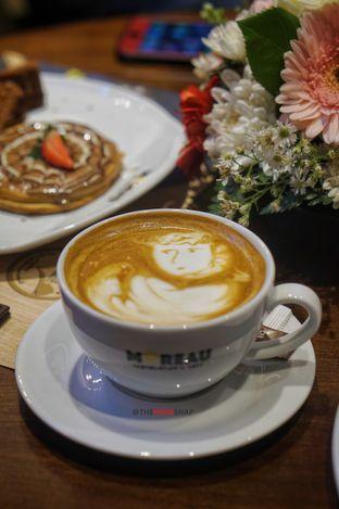 Foto review MOREAU Chocolatier's Cafe oleh Dony Jevindo @TheFoodSnap 1