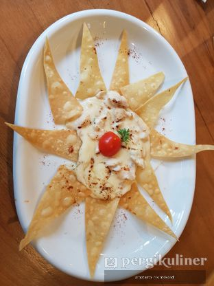 Foto 3 - Makanan(Creamy Chicken Nachos) di Delapan Padi oleh praptanta rikintokoadi