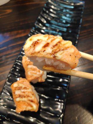Foto 2 - Makanan(Salmon mentai) di Jikasei Sushi oleh Gabriel Yudha | IG:gabrielyudha