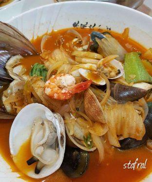Foto 1 - Makanan(Haemul Jjampong) di Legend Of Noodle oleh Stanzazone