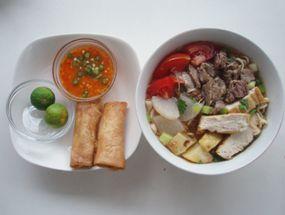 Foto Soto Mie & Toge Goreng Mamaku