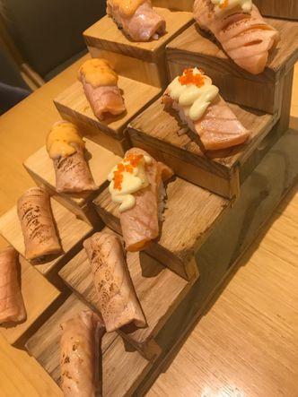 Foto Makanan di Sushi Hiro