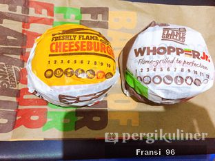Foto review Burger King oleh Fransiscus  1