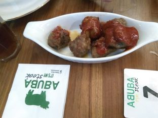 Foto 3 - Makanan di Abuba Steak oleh iqiu Rifqi
