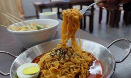 BUNSIK Korean Street Food