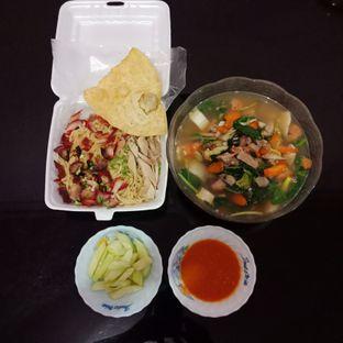 Foto 3 - Makanan di Depot Berkat Pangsit Mie Ujung Pandang oleh Fensi Safan