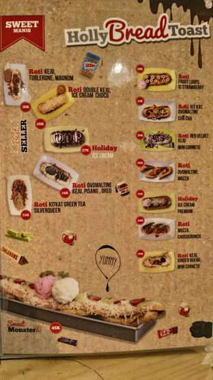 Foto review Kedai Roti Bakar 543 oleh Oryza Sativa 7