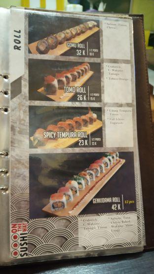 Foto 3 - Menu di OTW Sushi oleh Selvi Putri