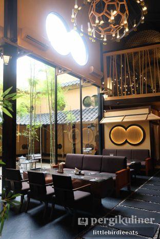 Foto 2 - Interior di Okuzono Japanese Dining oleh EATBITESNAP // Tiffany Putri