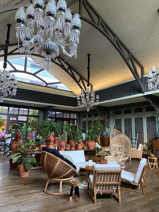 Foto review The Courtyard oleh Jeljel  11
