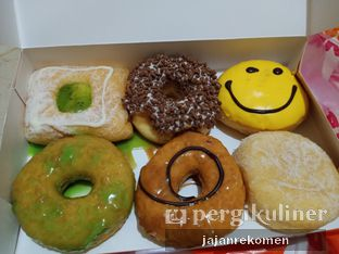 Foto 5 - Makanan di Dunkin' Donuts oleh Jajan Rekomen