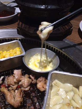 Foto 13 - Makanan(basil chicken with cheese) di Gyu Kaku oleh Elvira Sutanto