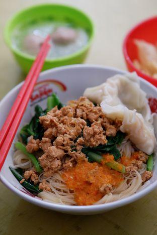 Foto 2 - Makanan di Bakmi Ayam Spesial Cristian jaya oleh Ig @Vanda_raniaarasya | Vanda S