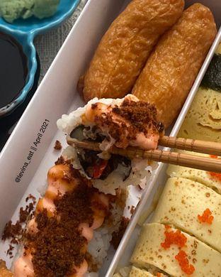 Foto 8 - Makanan di Genki Sushi oleh Levina JV (IG : @levina_eat & @levinajv)