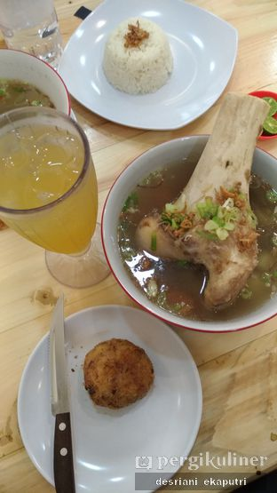 Foto review Sop Sapi Gosyen oleh Desriani Ekaputri (@rian_ry) 1