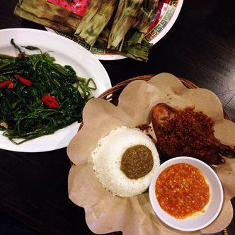 Foto Makanan di Bebek Malio