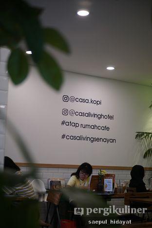 Foto 7 - Interior di Casa Kopi - Hotel Casa Living Senayan oleh Saepul Hidayat