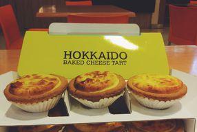 Foto Hokkaido Baked Cheese Tart