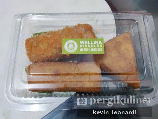 Foto review Wellina Rissoles oleh Kevin Leonardi @makancengli 1