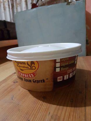 Foto review Ayam Keprabon Express oleh El Yudith 1