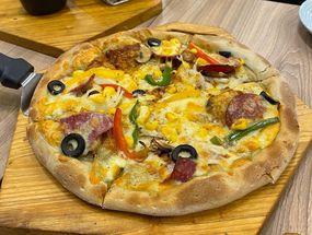 Foto Pizza Maru
