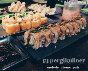 Foto review Sushi Groove oleh Melody Utomo Putri 5