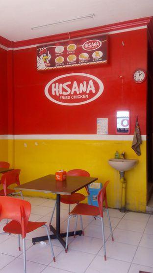 Foto 3 - Interior di Hisana Fried Chicken oleh Nena Zakiah
