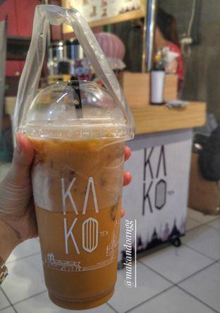 Foto - Makanan(Original Thai Tea) di Kako Tea oleh Ellen @MakanDoangg