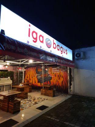 Foto review Iga Bagus oleh @bondtastebuds  1
