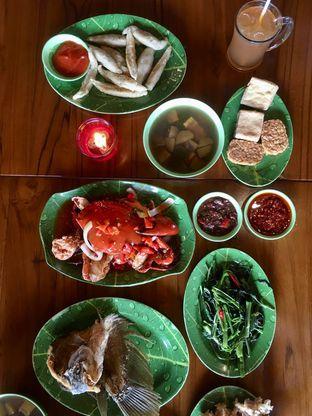 Foto 8 - Makanan di Gubug Udang Situ Cibubur oleh Prido ZH