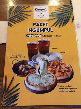 Foto 4 - Makanan di Titik Kumpul Coffee & Eatery oleh dinaaraisa