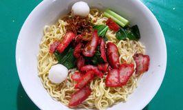 Wan Tan Mie A Sam