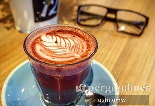 Foto - Makanan(Red Velvet Latte) di PGP Cafe oleh Asharee Widodo