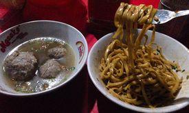 Baso Urat Pak Oboy Tea