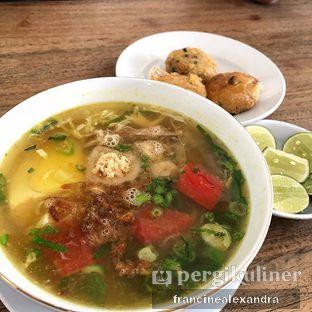 Foto - Makanan di Kedai Soto Ibu Rahayu oleh Francine Alexandra