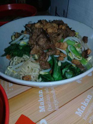 Foto 1 - Makanan di Bakmie Jamur Vegan Vegetarian 99 oleh Kaleejah