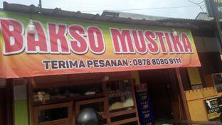Foto review Bakso Mustika oleh Review Dika & Opik (@go2dika) 5