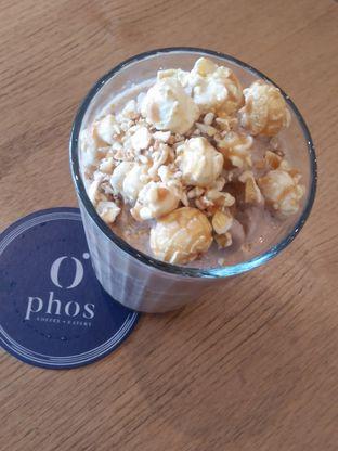 Foto 7 - Makanan(chocolate blended popcorn) di Phos Coffee oleh Herina Yunita
