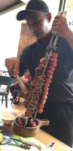 Foto 1 - Makanan di Tucano's Churrascaria Brasileira oleh Pengembara Rasa