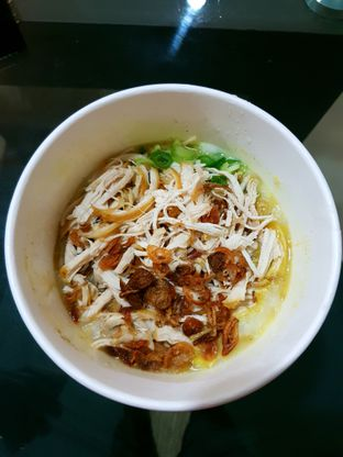 Foto 2 - Makanan di Bubur Ayam Parkiran oleh ig: @andriselly