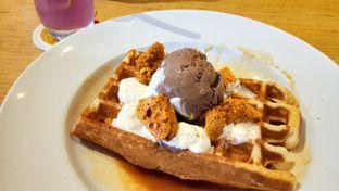 Foto 4 - Makanan(Honey comb and salted caramel sauce) di Pancious oleh Komentator Isenk