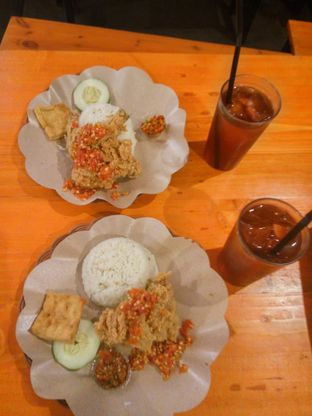Foto review Ayam Goreng Nelongso oleh saskia jihan 1